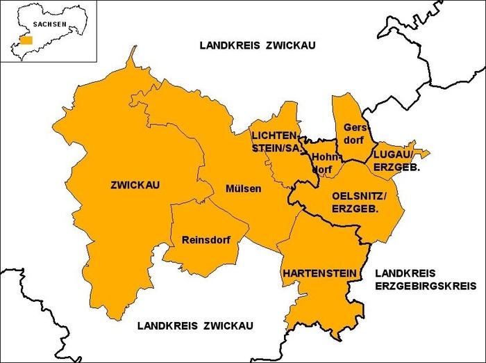 Zwickau Karte.Future For Lugau Oelsnitz Zwickau Floez